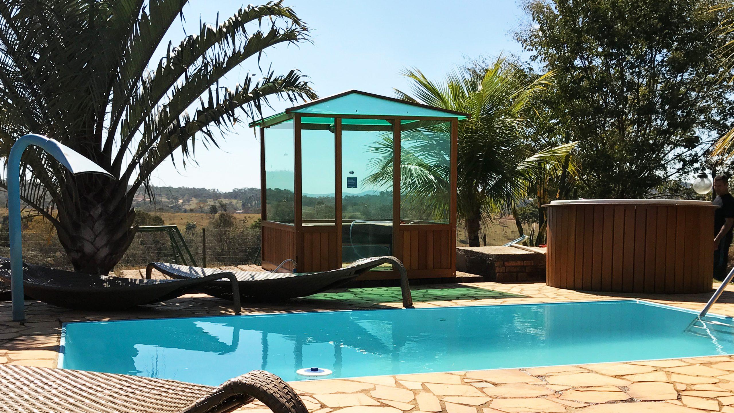 Piscina ou sauna: o que é melhor em um projeto residencial?