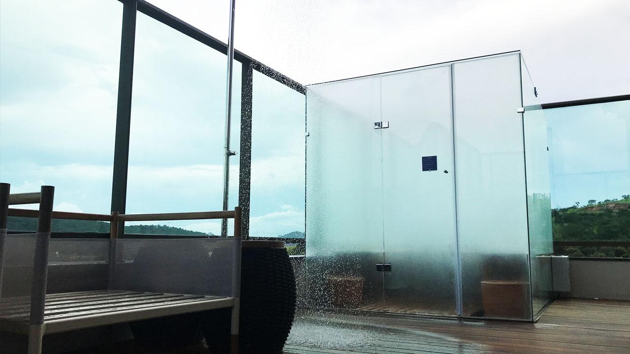 Quais os benefícios da sauna de vidro?